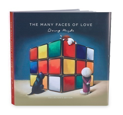 Image: The Many Faces of Love by Doug Hyde | Book
